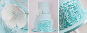 Ruffles & Pleats Wedding Cake Class