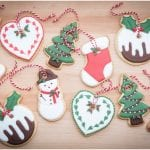 Festive Iced Cookie Class