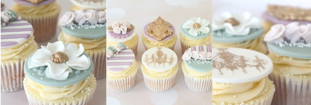 Luxury Cupcake Class – Fully Booked