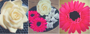Beginners Sugar Flowers Class